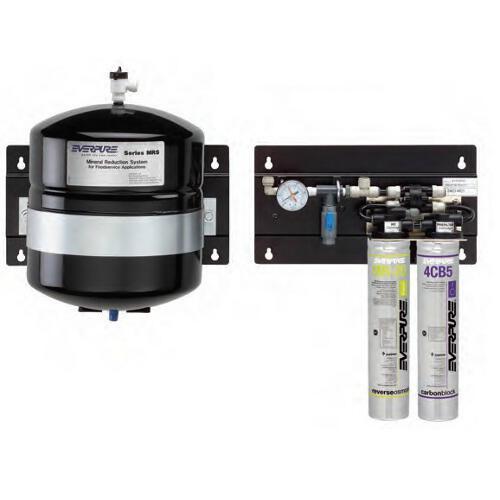 Hydrotech 41400076 Dual Purpose Carbon Block Filter Pure